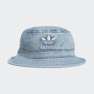 全新 美國加州帶回 Adidas 愛迪達牛仔漁夫帽