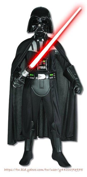 妍媽咪兒童禮服出租~新Star Wars星際大戰達斯維達豪華黑武士造型~萬聖節走秀表演