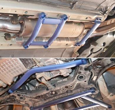【機車王子】現貨!納智捷Luxgen U6平衡桿 新優6/U6前頂吧 扭力桿/下拉桿 車身/底盤結構件