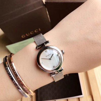 GUCCI 女士石英腕錶 附盒子 禮品袋