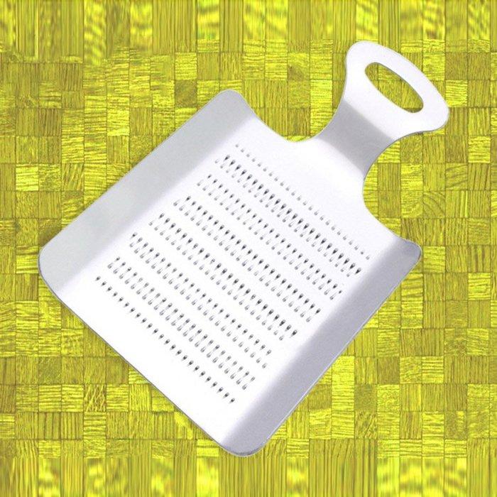 PS樂【CJ308】大號不銹鋼磨薑器磨蒜器蒜泥器薑磨泥器壓蒜器