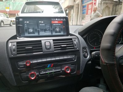 'YOKOTRON' 10.25 Android Car player for BMW F20/F21 2012-2016