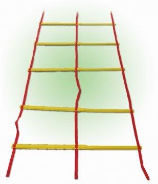 【綠色大地】CONTI 進階單雙格繩梯 T8631 兩格式可調整繩梯 繩梯 敏捷訓練 ANGO XONNES