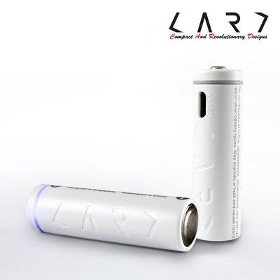 【CARD】新加坡最新科技 B011 AA(3號) USB 環保電池 1入-白色