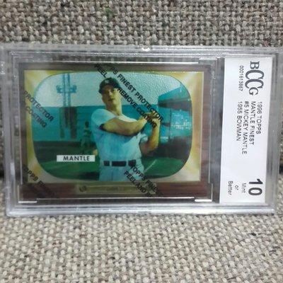 1996 Mickey Mantle棒球卡