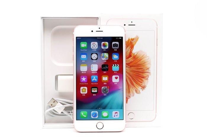 【青蘋果3C】APPLE iPhone 6S PLUS 5.5吋 64G 64GB 玫瑰金 蘋果手機 #38076