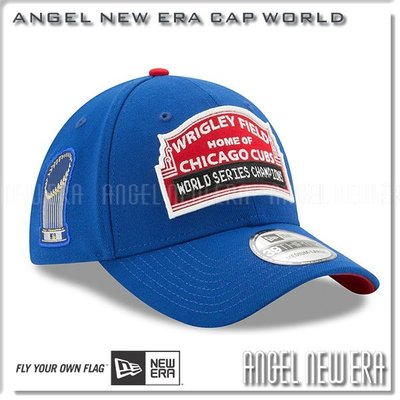 【ANGEL NEW ERA】MLB 芝加哥 小熊 冠軍 藍 CUBS 39THIRTY CHAMPIONS  限量帽