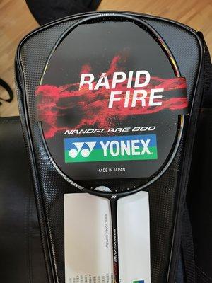 YONEX NANOFLARE NF800  TW 3U/4U