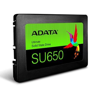 「ㄚ秒市集」威剛 Ultimate SU650 240G 240G 3D TLC SATA3 2.5吋 固態硬碟