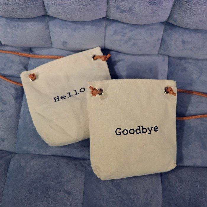 那家小屋-新款韓版復古帆布包手機包女包學院風學生小包包百搭斜跨包女#手機包#斜挎包#單肩包#信封包#零錢包
