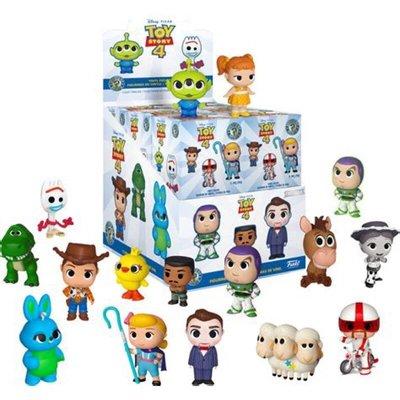 【EBF玩具舖】 現貨 Funko Mystery Minis Toy Story 4 玩具總動員4 盒抽-胡迪 巴斯