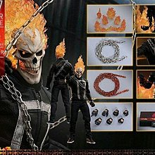HOT TOYS TMS005 Agents of SHIELD Ghost Rider 惡靈戰警 1/6 figure