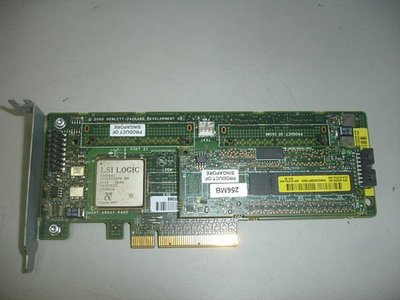 【電腦零件補給站 】HP DL380 G5 Smart Array P400/256MB SAS陣列控制器