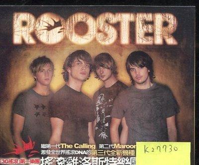*真音樂* ROOSTER 二手 K27730