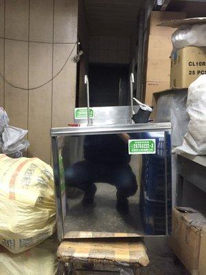 【飲水機小舖】二手飲水機 中古飲水機 冷熱 掛璧型 16