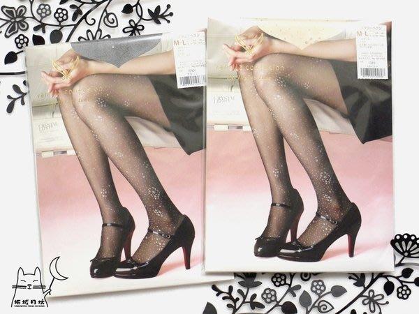 【拓拔月坊】福助 Vanilla Confusion 特色絲襪 水鑽 星叢 日本製~折扣季!