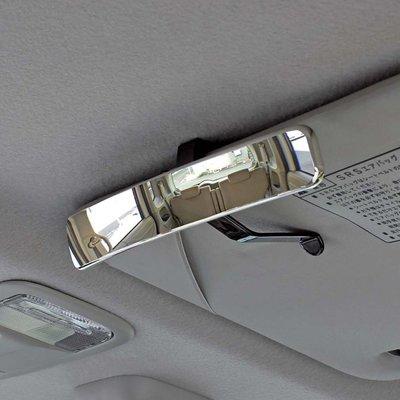 NAPOLEX 遮陽板左右後方輔助鏡 BW 35