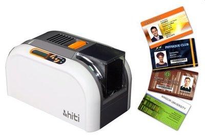 【含稅】Hiti CS-200e 製卡機 人像卡片 證件 人像證件打卡機 彩色打卡機 彩色製卡機 人像證件彩色打卡機