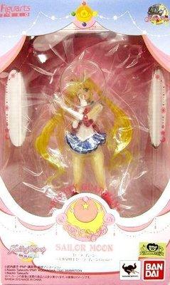 日本正版 萬代 figuarts zero 美少女戰士 Crystal 月光仙子 水手月亮 月野兔 模型 公仔 日本代購