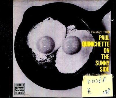 *真音樂* PAUL QUINICHETTE / ON THE SUNNY SIDE 美版 二手 K12389(下標賣)