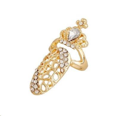 小飾品 水鑽 戒指項鍊 搓刀收納盒 美...