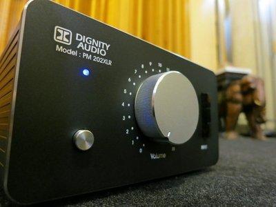 Dignity Audio PM202 XLR 真空管前級