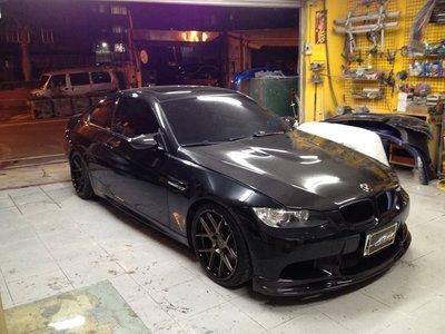 法克斯 BMW E92 E93 改A牌前保 M3後保 M3後視鏡 M3卡夢引擎蓋