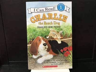 Charlie the Ranch Dog: Charlie's New Friend 英文圖書
