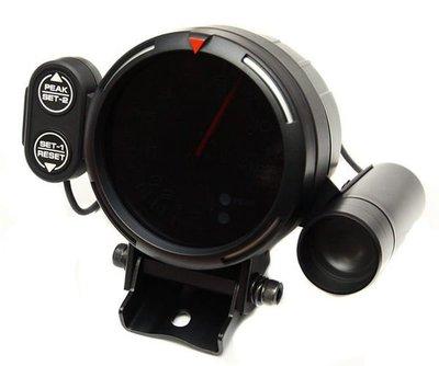 【精宇科技】Top Gauge 95mm 轉速錶 含超轉燈