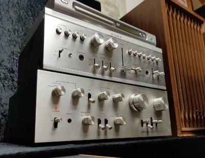 PIONEER SA 7500 綜合擴大機 【優質美聲 歡迎試聽】