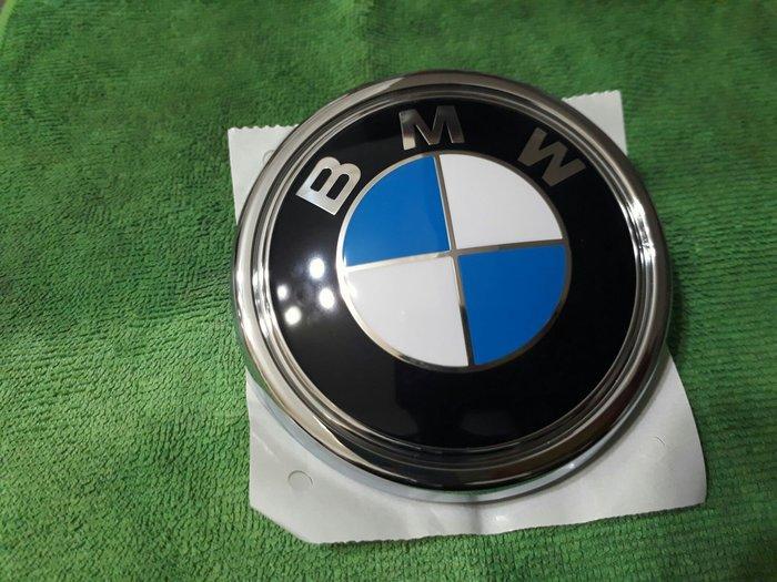 BMW X5 F15 x6 F16后蓋標誌E70