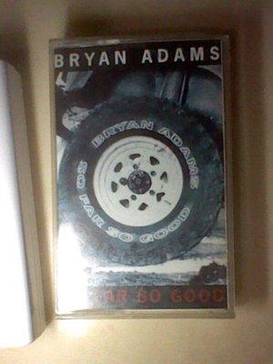 布萊恩亞當斯BRYAN ADAMS/一切如意SO FAR SO GOOD