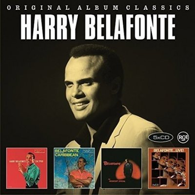嚴選名盤套裝(進口) Original Album Classics / 哈利貝拉方提 --- 88985411802
