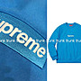 2018 F/ W Supreme Box Logo Crewneck Sweat...