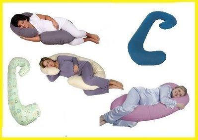 現貨 代購Snoogle Leachco Total Body Pillow Deluxe/Chic 孕婦專用抱枕托腹枕