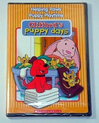 *【英語幼兒教育DVD】小pen外文*大紅狗Clifford s歡樂時光【funny!!】