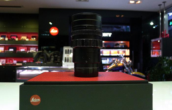 【日光徠卡】Leitz Canada Summicron-M 90mm f/2 二手 #2545***
