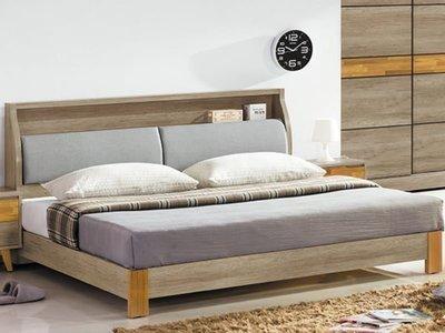 【DH】貨號A229-1名稱《艾倫》5尺床箱式床台(圖一)貓抓皮可掀式置物六分板床底.台灣製可訂做.主要地區免運費
