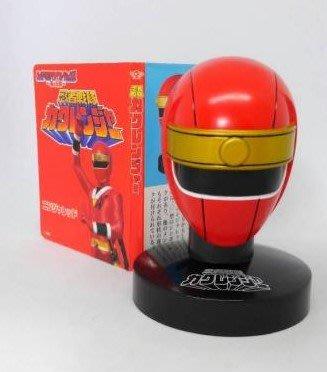 外E : SUPER SQUADRON 超級戰隊 頭像系列II 紅的傳說 忍者戰隊 忍者紅  天富玩具店