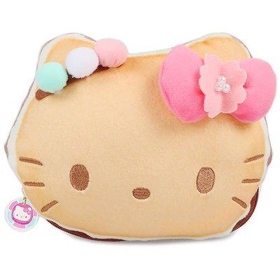 現貨 日本 新品 正品 美樂蒂 Hello Kitty 和果子系列 收納 化妝包 包包 小包 情人節 送禮 禮物