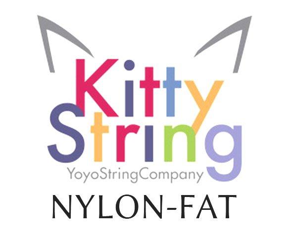 奇妙的溜溜球世界 Kitty String 貓線 Nylon FAT 專業比賽競技用 技術繩 高品質專用線 一包十條