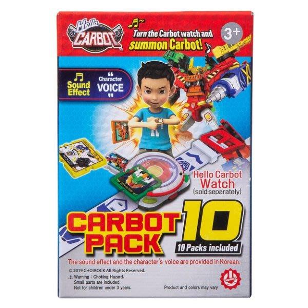 [Child's shop]   carbot 衝鋒戰士召喚卡片補充包_CK32322