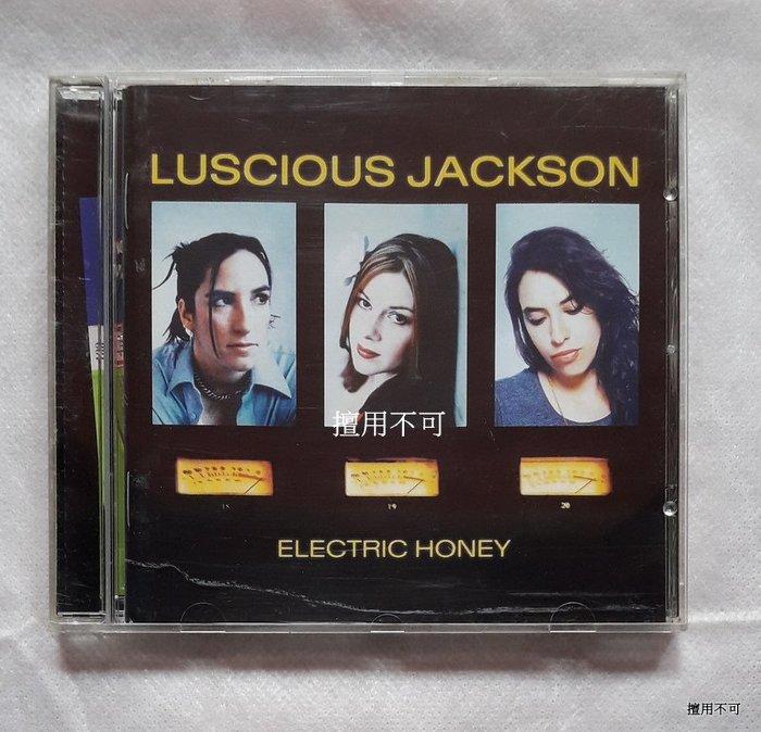 Luscious Jackson 甜蜜傑克森樂團 Electric honey 電子情人專輯