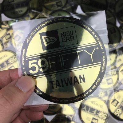 NEW ERA TAIWAN 貼紙