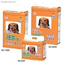 NS-180N日本IRIS尿布墊超薄高吸水狗尿布33*44☆米可多寵物精品☆