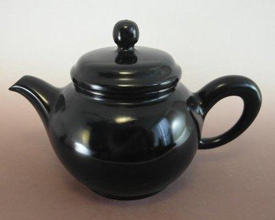 金牛礦晶.茶壺【黑膽石心 石壺L33#】vqq-4