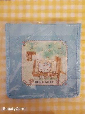 《福寶寶》【正日本】Hello Kitty 不織布 手提袋 便當袋 環保袋 購物袋 (蔦屋書店)