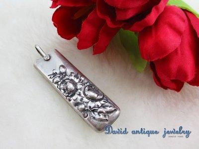 ((天堂鳥)) 維多利亞時代手工打造銀套|商品不二價