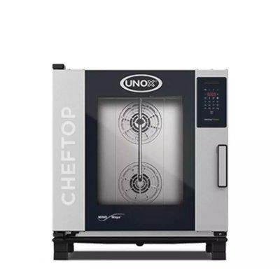 UNOX 蒸烤箱 7盤 送安裝 送烤網 含稅價 歡迎諮詢 廚房設備設計規劃 XEVC-0711-EZRM