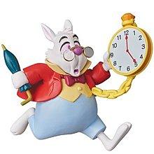 【QQ公仔物語】【AA075】【現貨】愛麗絲夢遊仙境 Alice 白兔先生 White Rabbit 日版盒裝 滿千免運